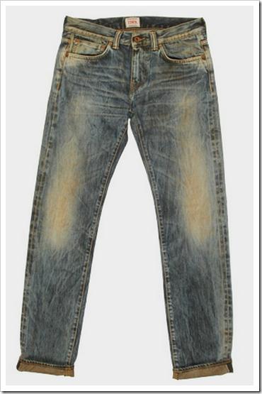 Rusty Wash -Edwin Denim Jeans