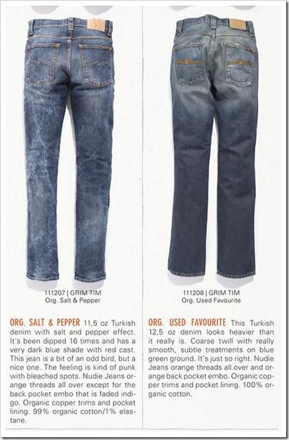 Nudie Jeans - Fall Winter 2012 - Grim Trim