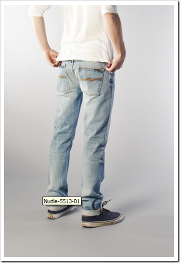 Nudie Jeans Spring Summer 13 collection