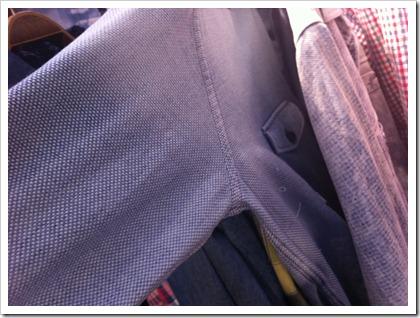 bossa indigo denim shirtings