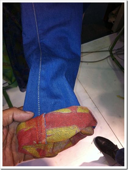 Crescent denim fabrics from Pakistan