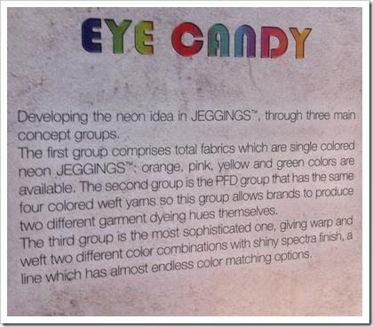 Eye candy denim from Isko