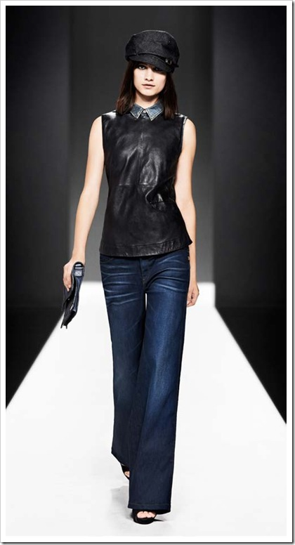 G-Star Raw Spring Summer 2013 Women's Collection