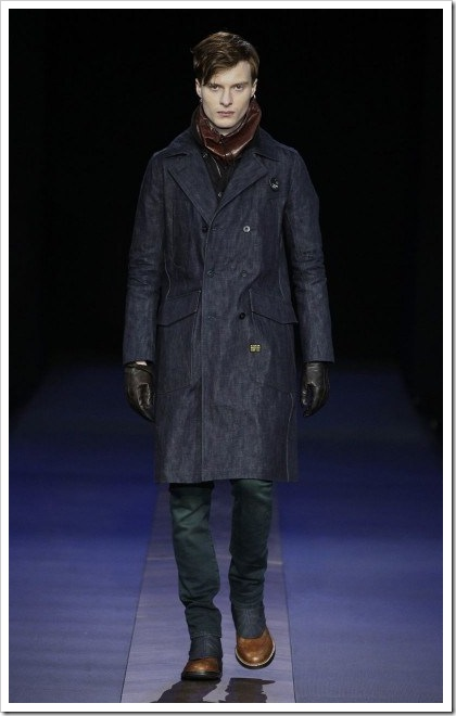 G-Star Fall Winter 2013 Denim Collection