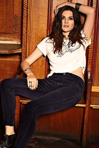 Lee Jeans Autumn Winter 2013 Women's Lookbook Denim Jeans