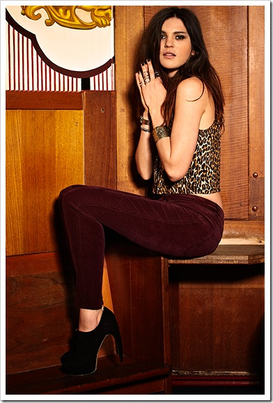 Lee Jeans Autumn Winter 2013 Women's Lookbook