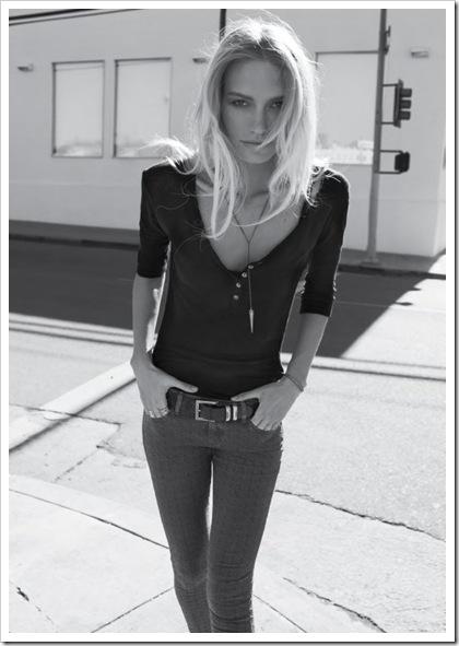 AG Jeans Fall Winter 2013 Lookbook