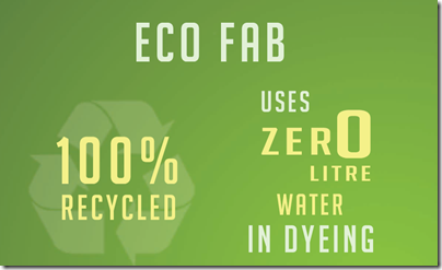 Eco Fab - Sustainability in denim from Soorty