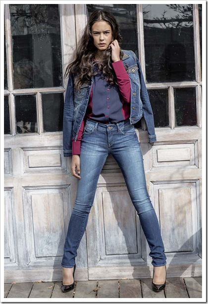 Mavi Fall Winter 2013 Women's Denim Lookbook