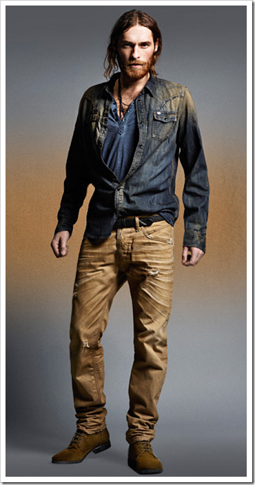 Diesel Fall Winter 2013 Lookbook