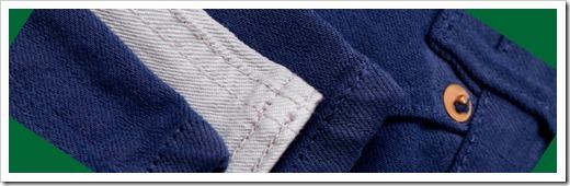Core Spun Thread For Overdyed Garments