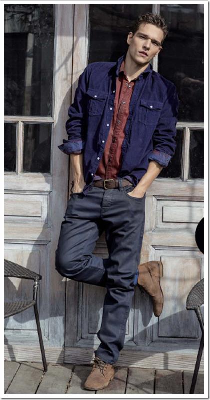 Mavi Fall Winter 2013 Men's Denim Lookbook