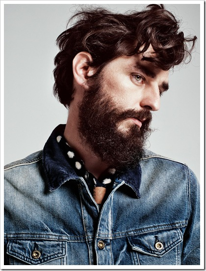 Scotch&Soda Denim Lookbook Autumn Winter 2013