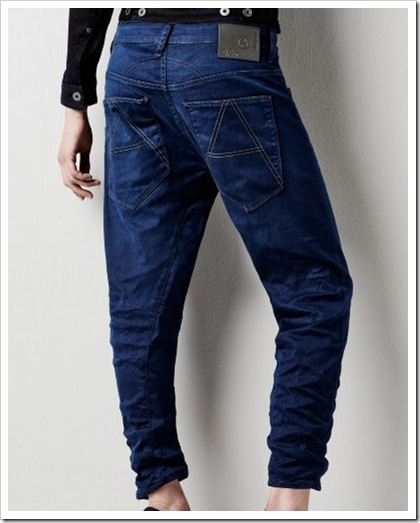 G-Star/A-CROTCH/3D LOOSE TAPERED WMN