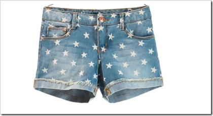 Denim Print from Zara | SS'13 - Denim Jeans | Trends, News and ...