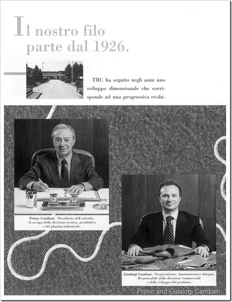 TRC Candiani History