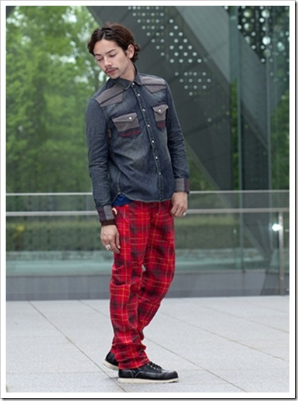Evisu AW' 13 Japanese Denim collectin
