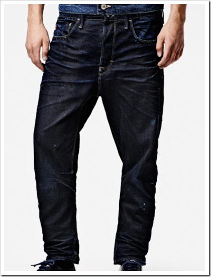 G-star/TYPE C 3D LOOSE TAPERED