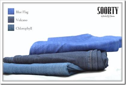 Soorty Denim | Shades of Indigo