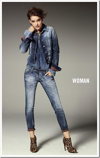 Gas Jeans - Woman