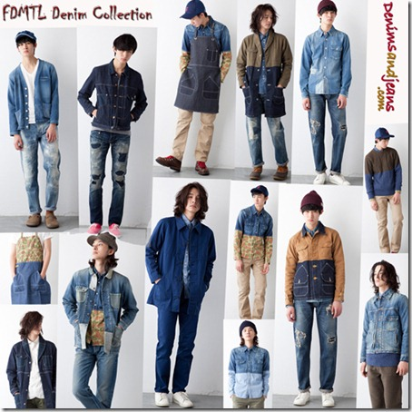 FDMTL Denim Collection FW13