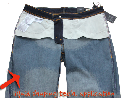 levis revel liquid shaping technology copy