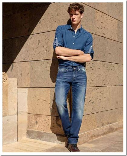 Mavi Spring Summer 2014 Mens Lookbook