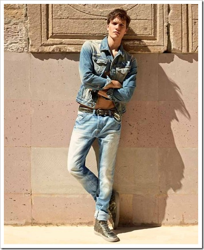 1379d95204c Mavi Spring Summer 2014 Mens Lookbook – Denim Jeans