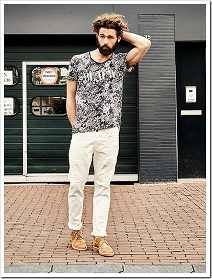 Scotch & Soda Spring Summer 2014 Men's Lookbook