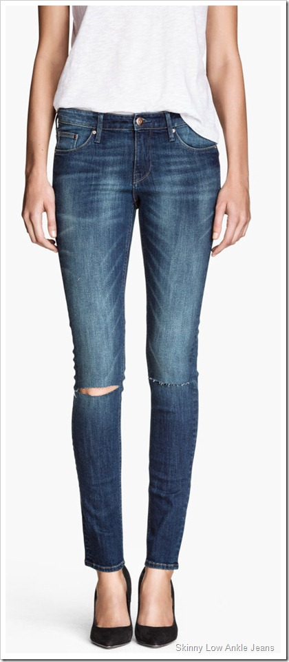 h m women jeans ss 14 denim jeans trends news and. Black Bedroom Furniture Sets. Home Design Ideas
