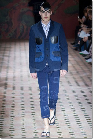 Junya Watanbe SS15 Denim Collection13
