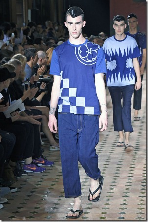 Junya Watanbe SS15 Denim Collection14