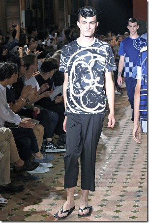 Junya Watanbe SS15 Denim Collection16