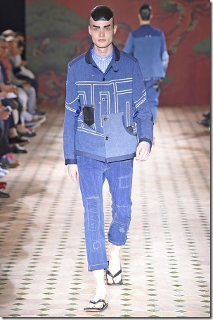 Junya Watanbe SS15 Denim Collection3