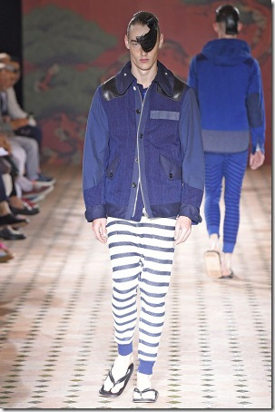 Junya Watanbe SS15 Denim Collection5