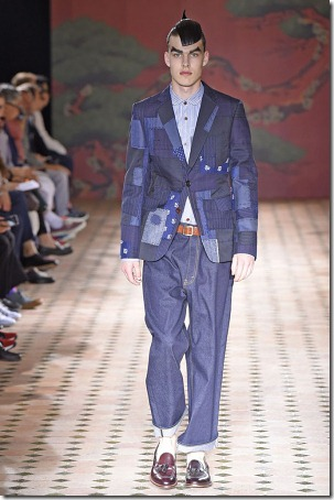 Junya Watanbe SS15 Denim Collection7
