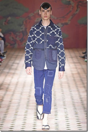 Junya Watanbe SS15 Denim Collection9