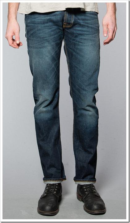 Nudie Jeans Fall Winter 2014 - STRAIGHT ALF CRINKLE FUSE