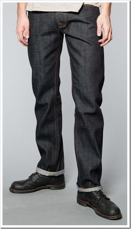Nudie Jeans Fall Winter 2014 - STRAIGHT ALF DRY HEAVY