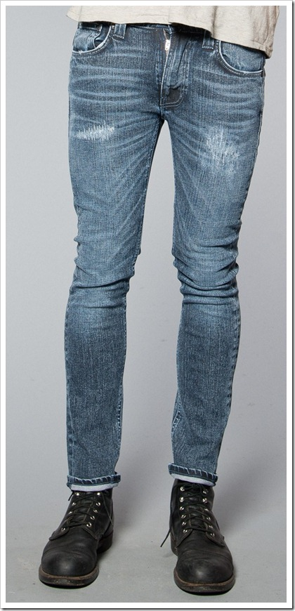 Nudie Jeans Fall Winter 2014 - TAPE TED 24 MONTHS