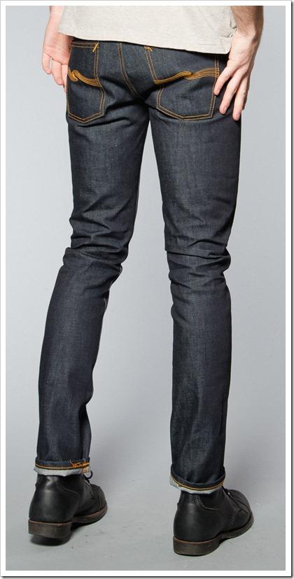 Nudie Jeans Fall Winter 2014 - GRIM TIM DRY RING