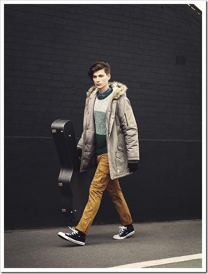 Lee Cooper Fall Winter 2014 Looks