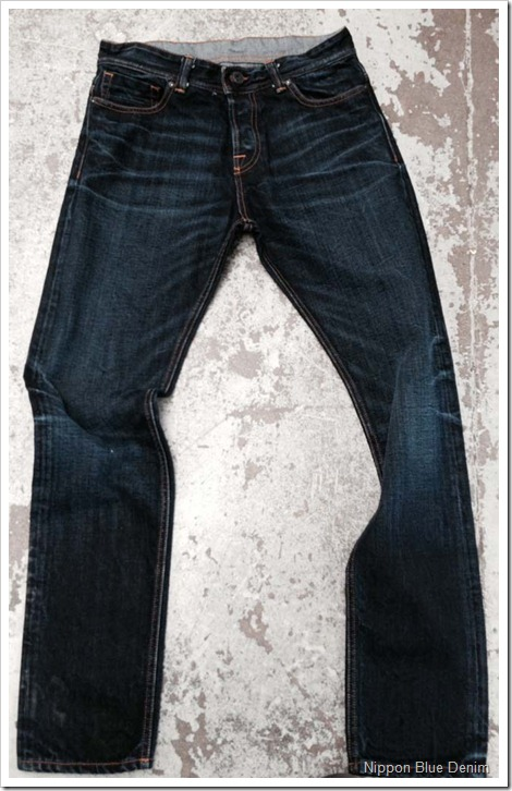 Calik Nippon Blue Denim