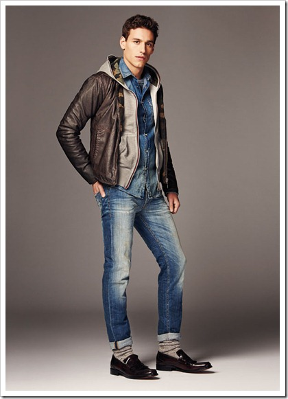 Guess Denim Fall Winter 2014 Collection