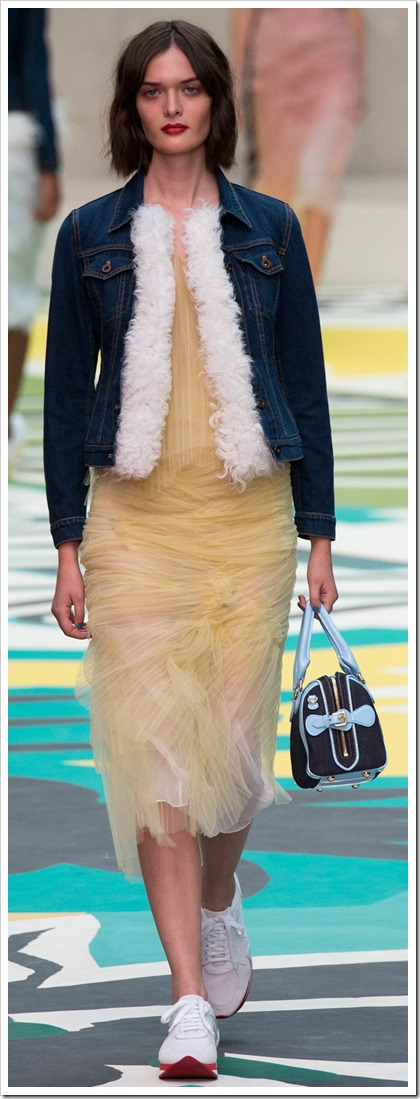Burberry Prorsum Spring Summer 2015 Collection