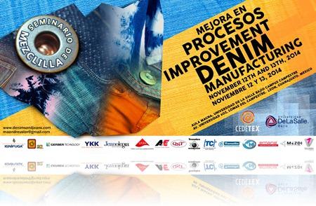 Denim Seminar (November 12th-13th, 2014)