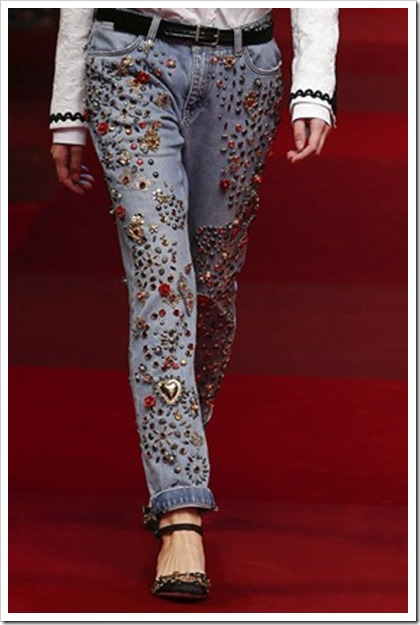 Dolce & Gabbana Spring Summer 2015 Collection