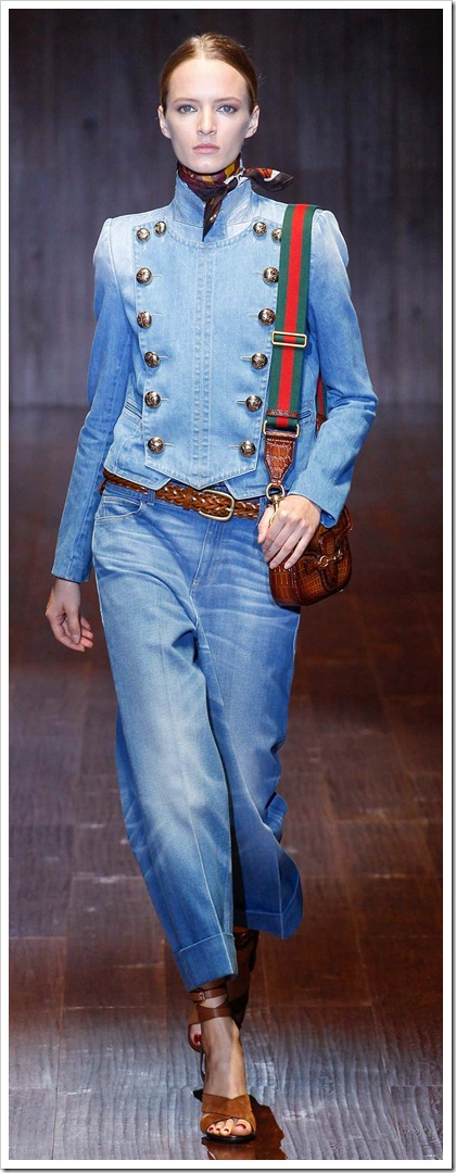 Gucci Spring Summer 2015 Collection