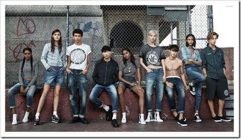 DKNY 2015 Campaign1