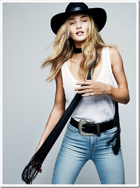 Paige's Campaign Starring Rosie Huntington-Whiteley 3